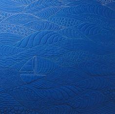 """""""Colour My World Blue"""" by M-R Charbonneau"""