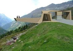 werner tscholl. architect | Timmelsjoch