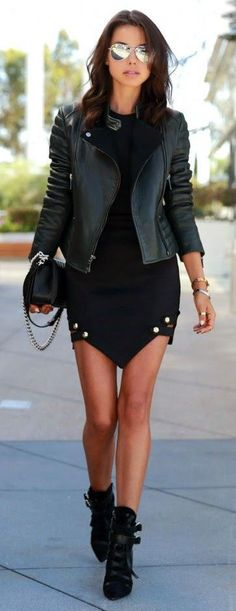 "cool Inspiration look ""Day to night"" : We all want to look fashionable 24 hours a day, but adding a dose of style betwe..."