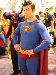 Cosplay by Jonathan Carroll-The best Superman on Pinterest ...