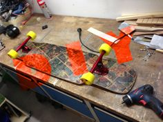 How to build a perfect Longboard the easy way: IRONMAN Board