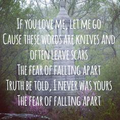 Panic At The Disco (This Is Gospel) love this song! If you love me, let me GOOOOOOOOOOOO!