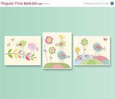 Baby Room Decor Savannah Nursery baby Art Prints by DesignByMaya, $40.00