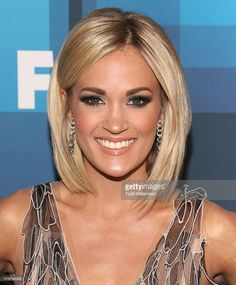 Carrie Underwood attends FOX's 'American Idol' Finale For The Farewell Season at Dolby Theatre on April 7, 2016 in Hollywood, California.