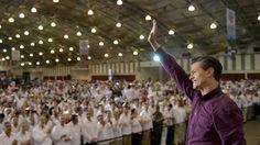 Reitera el Presidente Enrique Peña Nieto su alianza permanente con el campo nacional