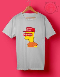083a2ce19593 Simpson Posse Supreme T Shirts. Cartoon OutfitsCartoon T ShirtsSupreme  ClothingSupreme T ShirtGreat Gifts For WomenCheap Christmas GiftsFashion ...