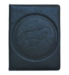 Horse iPad Cover, Equestrian Gift Tablet Cover Dressage or Hunter Jumper
