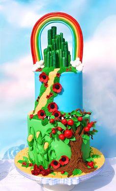 Wizard of Oz Party with Lots of Really Cute Ideas via Kara's Party Ideas | KarasPartyIdeas #WizardOfOzParty #PartyIdeas #Supplies (27)