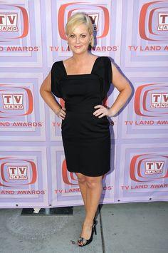 Amy Poehler, Tv Land, Awards, Black, Dresses, Fashion, Vestidos, Moda, Black People