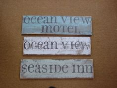 CUSTOM SIGN  shabby chic / primitive / cottage / by sophiescottage