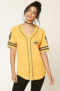 NYC 98 Baseball Jersey