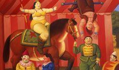 Fernando Botero Circus