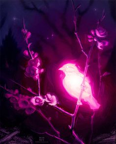 Bioluminescence - Compassion by Rob Rey - robreyfineart.com