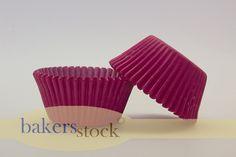 (BULK) Pink Hot Cupcake Liners- 500 Count