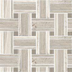 porcelinosa Lines Silver Wood Grey