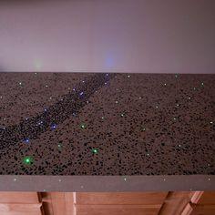 75 Best Lighted Cement Images Fiber Optic Lighting