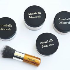 Zakochałam się  @annabelleminerals #annabelleminerals #mineralmakeup #mineralcosmetics #mineralblush #mineralconcealer #mineralfundation #mineralpowder #brush #love #happy #makeup #makijażmineralny