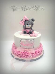 Tatty Teddy / Teddy Bear Ballerina Birthday Cake