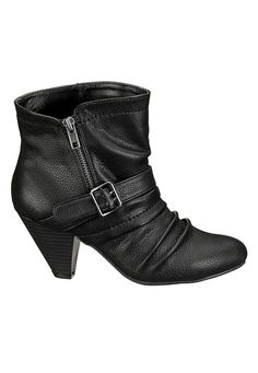 Alicia Bootie with Zipper available at #Maurices