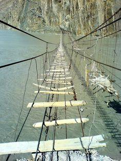 bridges I will never ever cross...