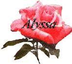 """Résultat de recherche d'images pour """"alyssa je t'aime"""""""