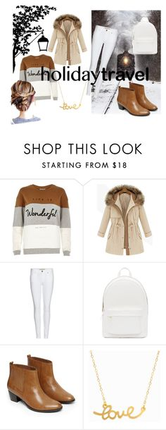 """Holiday travel"" by feellikeasira ❤ liked on Polyvore featuring River Island, Burberry, PB 0110, Warehouse, Minnie Grace, travelinstyle and holidaytravel"