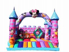 Find Inflatable Disney Castle? Yes, Get What You Want From Here, Higher quality, Lower price, Fast delivery, Safe Transactions, All kinds of inflatable products for sale - East Inflatables UK