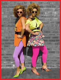 top 80s Fashion Trends