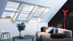 VELUX blinds and shutters - Full range available to buy online Little House, Blinds, Home Improvement Projects, House, Diy Home Improvement, Home, Home Diy, Velux Windows, Home Decor