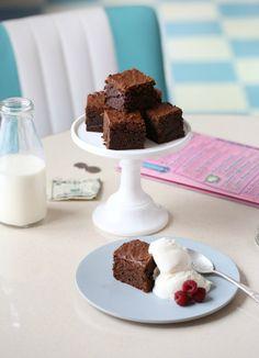 Fudge Brownies | Passion 4 baking :::GET INSPIRED:::