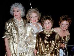 Bea Arthur, Betty White, Estelle Getty, & Rue McClanahan