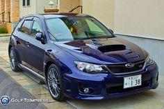 Gocchin's Plasma Blue JDM Subaru WRX STi