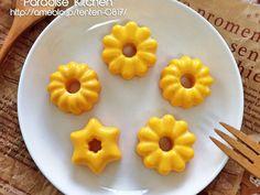 お弁当おかずに♪簡単&可愛い蒸し卵の画像 Cook Pad, Cute Bento, Egg Dish, Moon Cake, Japanese Food, Food Art, Pineapple, Lunch Box, Food And Drink