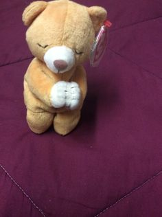 TY Beanie Baby Hope the bear! RARE Excellent Collector Quality! Babies  Ty  Beanie 57733833ccb7
