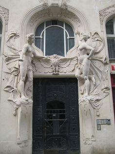Art Nouveau  Prague 08