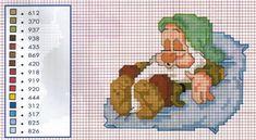 sandylandya Just Cross Stitch Patterns Disney Cross Stitch Patterns, Cross Stitch For Kids, Just Cross Stitch, Beaded Cross Stitch, Cross Stitch Baby, Cross Stitch Charts, Cross Stitch Designs, Cross Stitch Embroidery, Stitch Character
