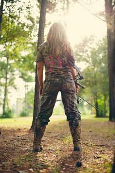 Keep it Country. This is me Bow hunting or just doing Archery.