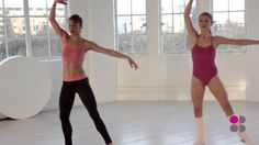 Ballet bootcamp 45 min workout video: Designed to shape, tone, lengthen and strengthen the female body, this innovative Ballet Bootcamp is exclusive to Sweaty Betty.