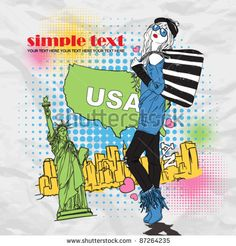 Google Image Result for http://image.shutterstock.com/display_pic_with_logo/524620/524620,1319436814,2/stock-vector-fashion-girl-with-bag-in-sketch-style-on-a-usa-background-vector-illustration-place-for-your-text-87264235.jpg