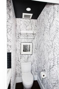 wallpaper, small wc  desire to inspire - desiretoinspire.net - ReganBaker