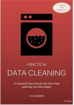 Get your free copy of Practical Data Cleaning Ebook + free online course Science Books, Computer Science, What Is Data Science, Happy Boss, Data Integrity, Simple Rules, Data Analytics, Big Data, Machine Learning