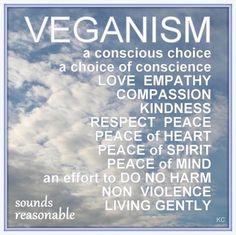 Veganism <3