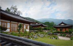 구례 운조루 Unjoru (Cloud and Bird Mansion), Gurye, Korea