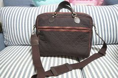 Bag Briefcase Patchwork. Сумка-портфель
