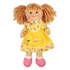 Bigjigs Daisy 28cm Doll @ Kiddicare.com