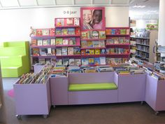 Bibliotheek Arnhem focuspunt 0-8 jaar