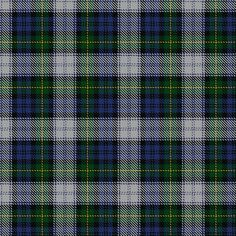 d7450b67e7a9f Information from The Scottish Register of Tartans - Gordon Green Tartan