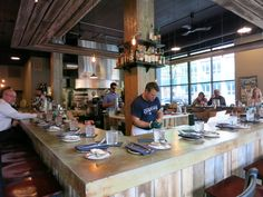 Rappahonock Oyster Restaurant, Richmond VA