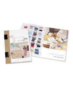 Washi tape Idea book. WANT WANT WANT