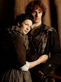 S1 - Claire and Jamie - screencap